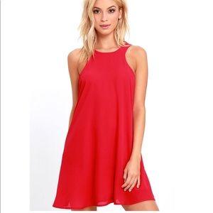 Lucy Love Charlie Dress V Back